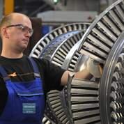 Europe: croissance industrielle mitigée