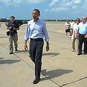 Obama bataille sur le front de la marée noire