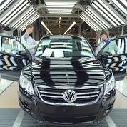 Automobile : baisse des ventes en Europe