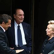 Déjeuner chinois entre Sarkozy et les Chirac