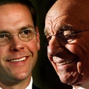 BSkyB : Murdoch met son fils en porte-à-faux