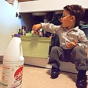 Accidents domestiques : les pédiatres inquièts