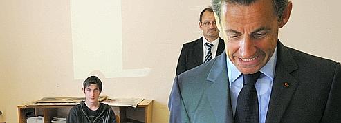 Sarkozy contre l'absentéisme scolaire