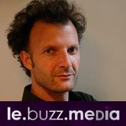 Stephan Bourdoiseau, invité du Buzz Média