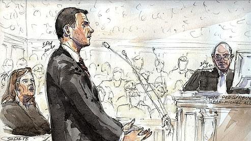 Guéguerre de graphiques au procès Kerviel