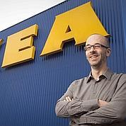 Stefan Vanoverbeke, patron d'Ikea France