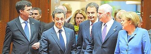 Le sommet européen recentré sur la rigueur