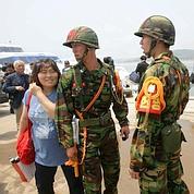 Baekyondo attend l'ennemi nord-coréen