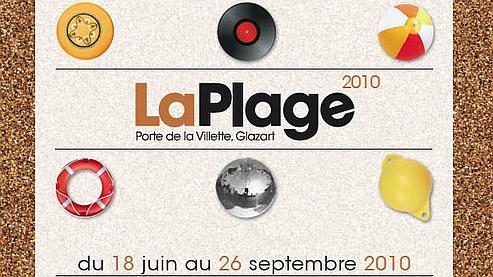 Affiche de La Plage.