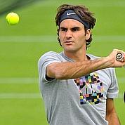 Federer à l'assaut d'un 7e titre à Wimbledon