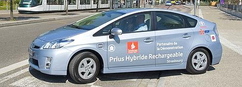 Toyota Prius rechargeable: deux fois plus d'hybride