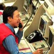 Fort rebond sur les Bourses asiatiques
