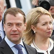 Medvedev en visite officielle aux États-Unis