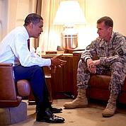 McChrystal en froid avec la Maison-Blanche