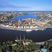 Stockholm ça chauffe en Suède !
