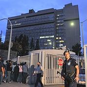 Attentat contre un ministère grec