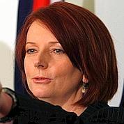 Une femme à la tête de l'Australie