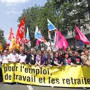 Retraites: les syndicats mobilisés cet été