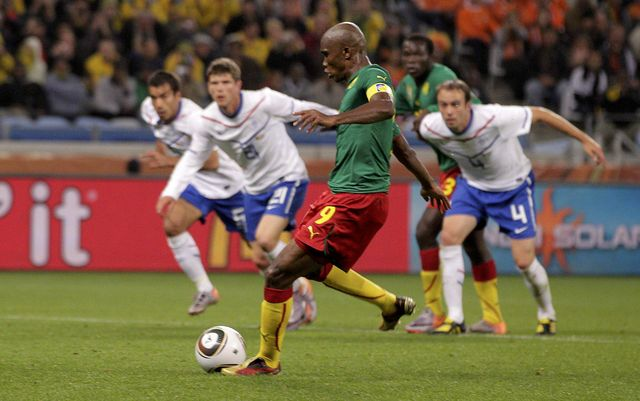 Les chiffres de Pays-Bas-Cameroun