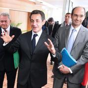 Sarkozy apporte son soutien à Woerth
