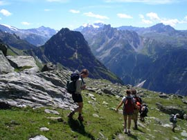 Très compétitive, la montagne a su changer son image et retrouve des couleurs cet été. (DR)