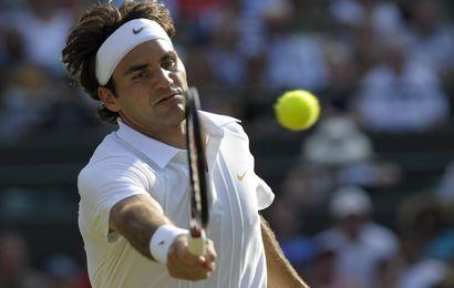 Federer expédie Clément