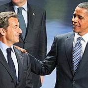 G20 : Sarkozy se place dans le camp d'Obama