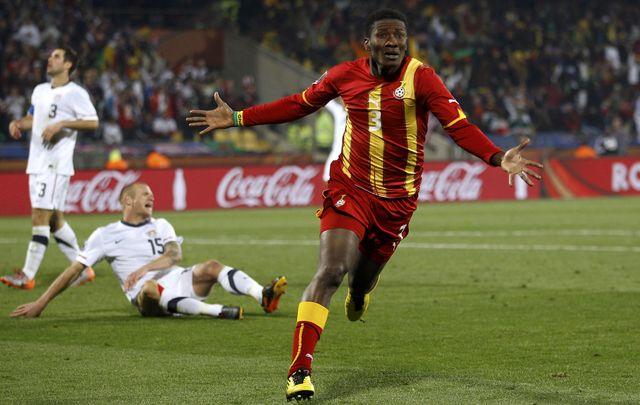 Le Ghana poursuit son rêve
