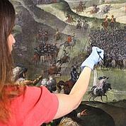 Les toiles de Richelieu renaissent à Versailles