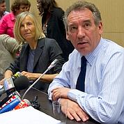 Bayrou : Aubry a choisi «la ligne Mélenchon»