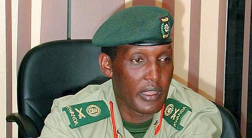 Le général Kayumba Nyamwasa, victime d'une tentative d'assassinat le 19 juin en Afrique du Sud.