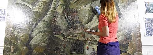 Les batailles de Richelieu renaissent à Versailles
