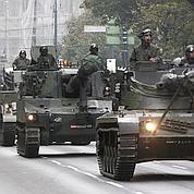 L'Autriche sacrifie ses Panzer
