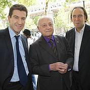 Bergé, Niel et Pigasse rachètent Le Monde