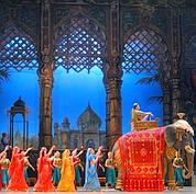 Le ballet de Novossibirsk