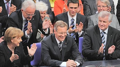 Berlin s'est choisi un nouveau président avec difficulté