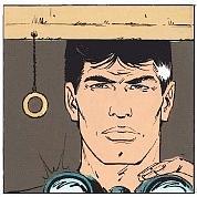 Treize, le personnage de Vance et Van Hamme.