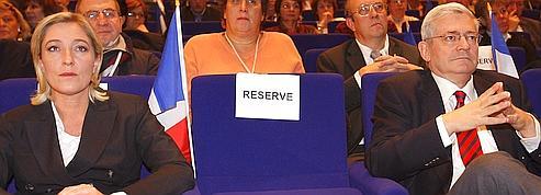 Au FN, la guerre de succession fait rage sur le web