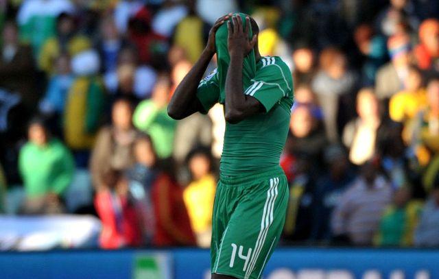Le Nigéria se suspend deux ans !