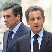 Records d'impopularité pour Sarkozy et Fillon