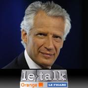 Villepin attend des réponses aux «affaires»