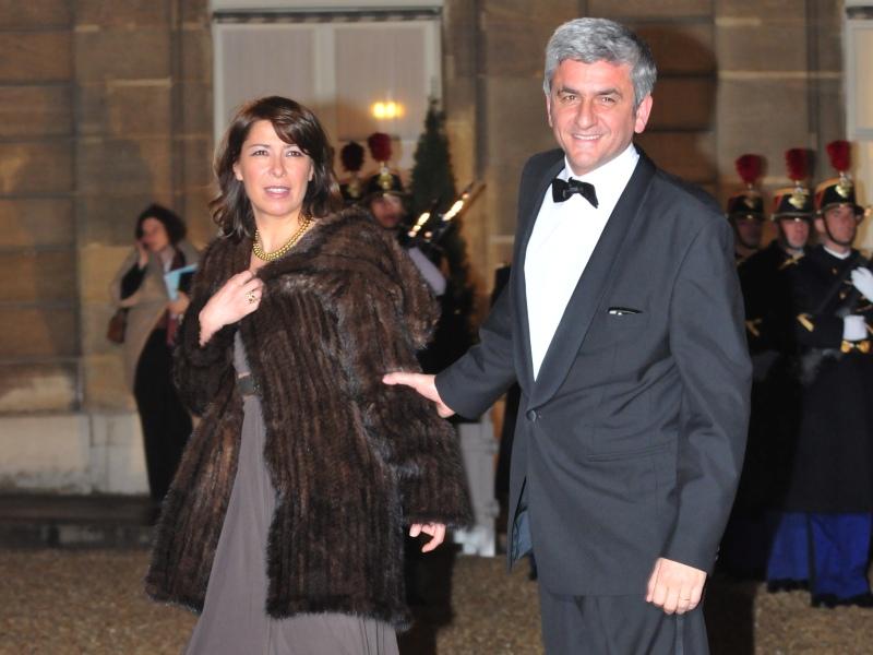 />Catherine Broussot-Morin, avocate. </b>La femme du ministre de la Défense Hervé Morin est spécialisée dans le droit social. Elle s'était présentée pour le Nouveau centre aux législatives de 2007 dans les Hautes Pyrénées et avait recueilli 1, 2% des voix. &nbsp;&raquo; height=&nbsp;&raquo;346&Prime; /></p> <p><strong><font face=