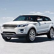 Range Rover dévoile son petit modèle, l'Evoque