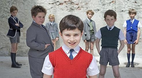 Les acteurs du Petit Nicolas.
