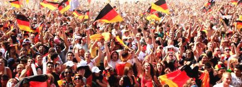 La <i>Mannschaft</i> fait vibrer <br>l'Allemagne tout entière