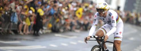 Fabian Cancellara remporte <br>le prologue du Tour