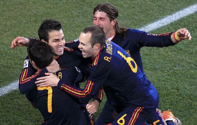 Villa sauve encore l'Espagne