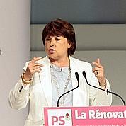 Martine Aubry veut «réparer la France»