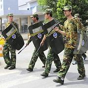 Chine: le Xinjiang sous une chape de plomb