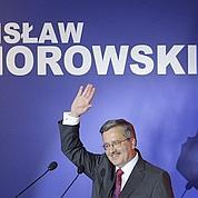 Bronislaw Komorowski, le gage de la loyauté